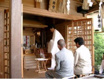 稲荷山神社