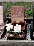 石碑墓地:D (350mm×450mm)